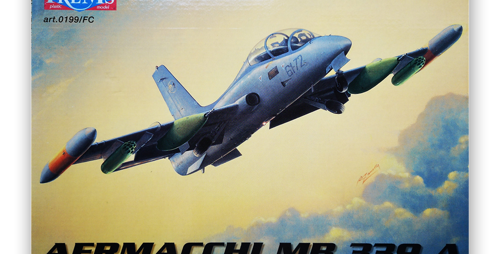 Aermacchi MB.339A