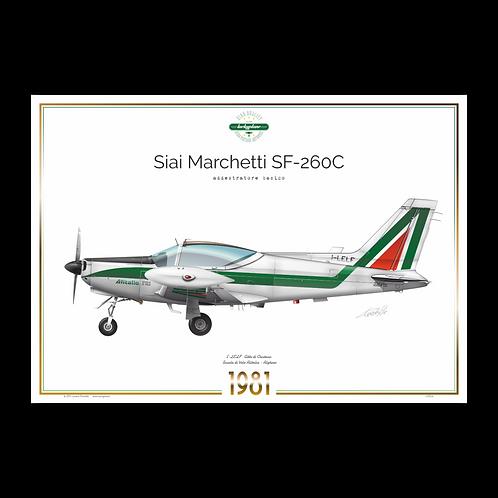 SIAI Marchetti SF-260C Alitalia