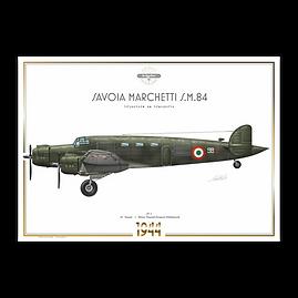 SIAI Marchetti S.M.84 - 98° Gr.