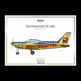 SIAI Marchetti SF-260 Alpi Eagles