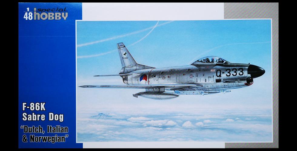 """F-86K """"Kappone"""""""
