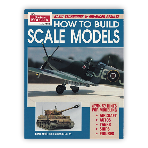 How to build scale models