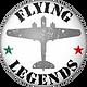 Flying Legends - Logo Rotondo-3D-RGB-4co