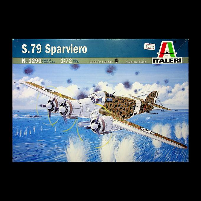 S.79 Sparviero