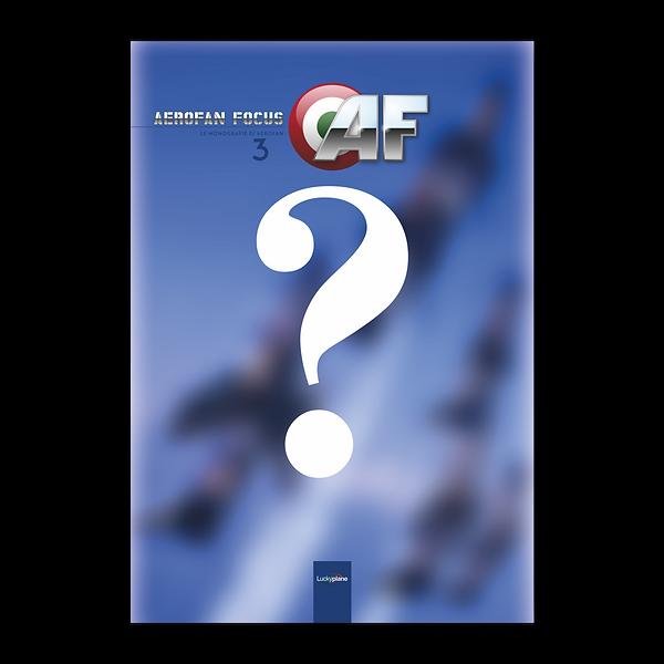 Aerofan Focus 3 - Frecce Tricolori - MIN