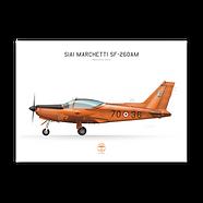 Flying Legends 003 - SF-260AM Lithos A3