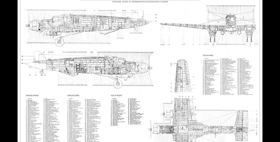 Savoia Marchetti tipo S.M.84