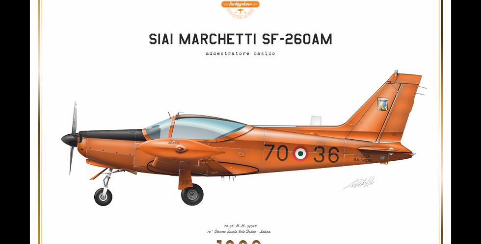 SIAI Marchetti SF-260AM