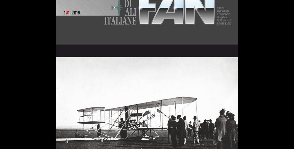 Storie di ali italiane nr. 1