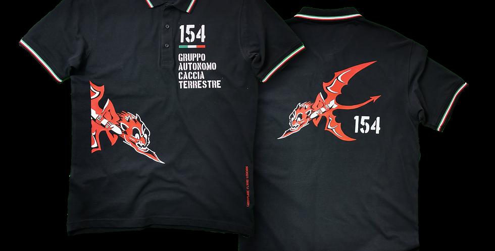 Polo Diavolo Rosso 154