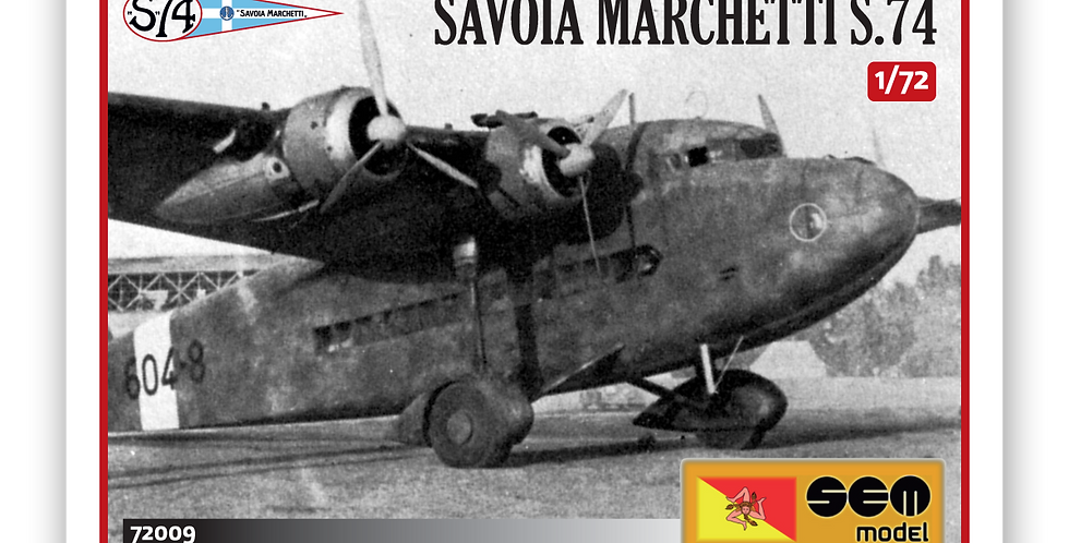 Savoia Marchetti S.74 Millepiedi
