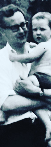Robyn with son Dominic