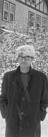 Robyn Denny in Minneapolis, 1967