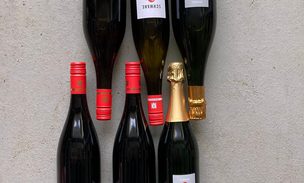 Smagekasse: Weingut Zur Schwane