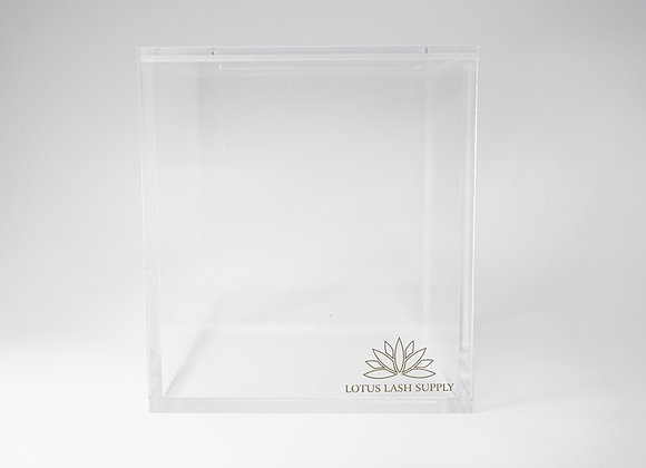 Lotus Tissue Box
