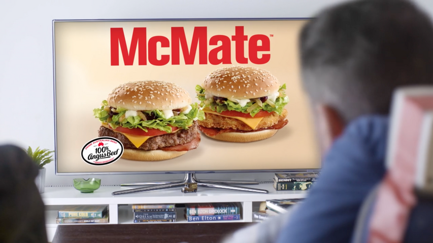 McDonald's McMate
