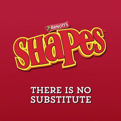 Social Content - Arnott's Shapes