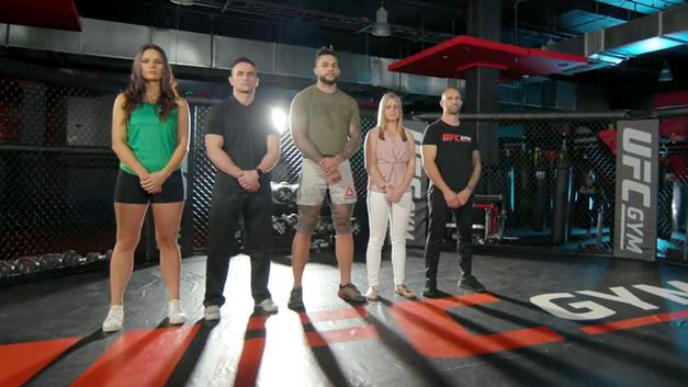 TAB - UFC Surprise Branded Content