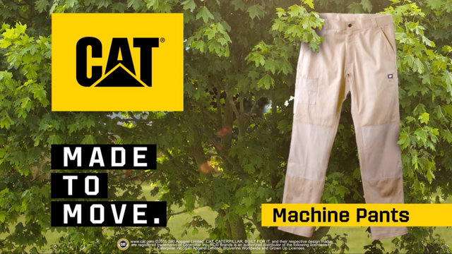 CAT WORKWEAR - Made to Move