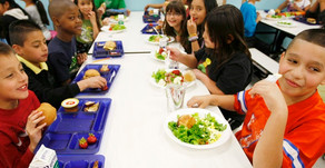 About 3,000 Meals Sponsored to Underprivileged School Children