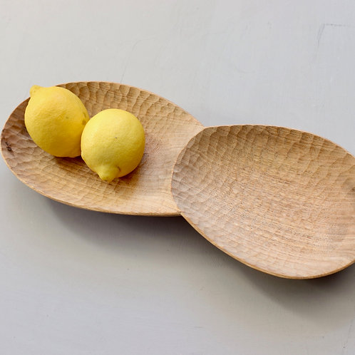 large Twin plates