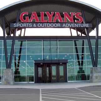 Galyan's Sports & Outdoor Adventure