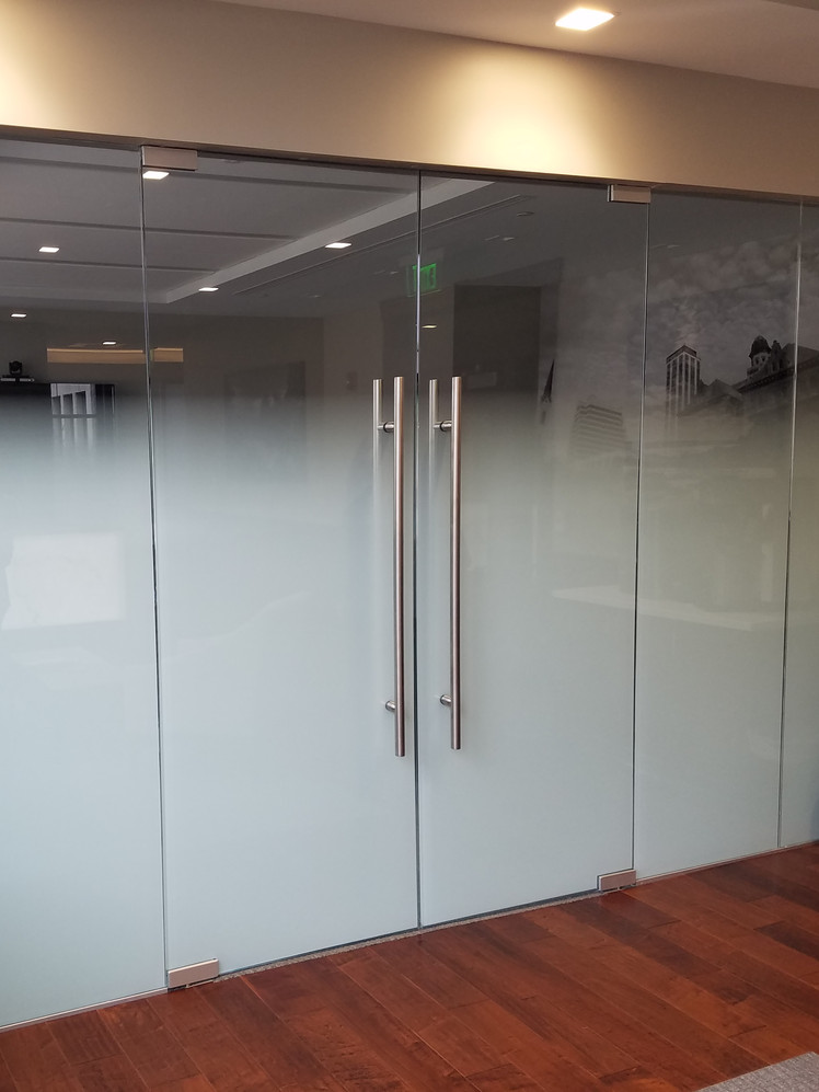 Interior Office Partitions