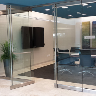 RLI Office Partition