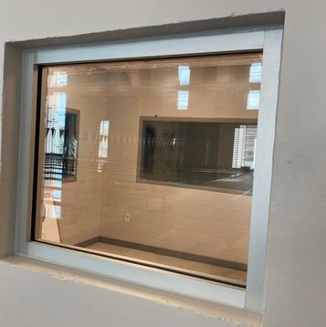 YMCA Springfield Fire Rated Window