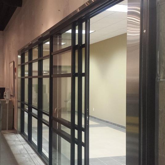 RLI Conference Room Doors