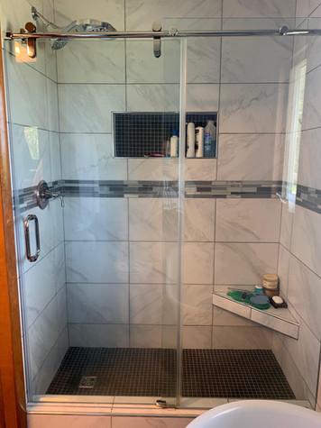 Alexander Shower Door