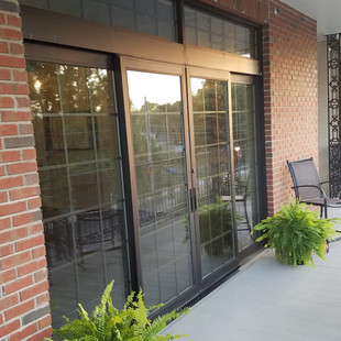 Heritage Square Aluminum Sliding Door