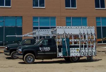 KGI Glass Truck
