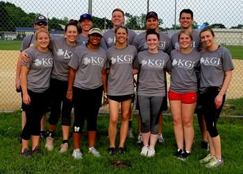KGI Softball Team