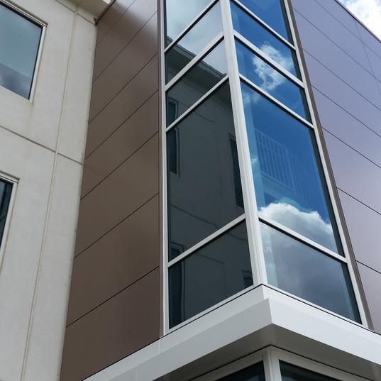Advocate Bromenn Outpatient Center Stairtower