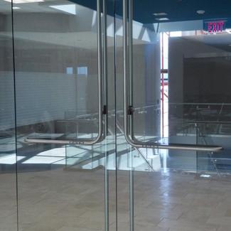 RLI Insurance Interior All Glass Door