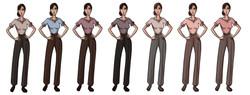 Anne: Pants Colors