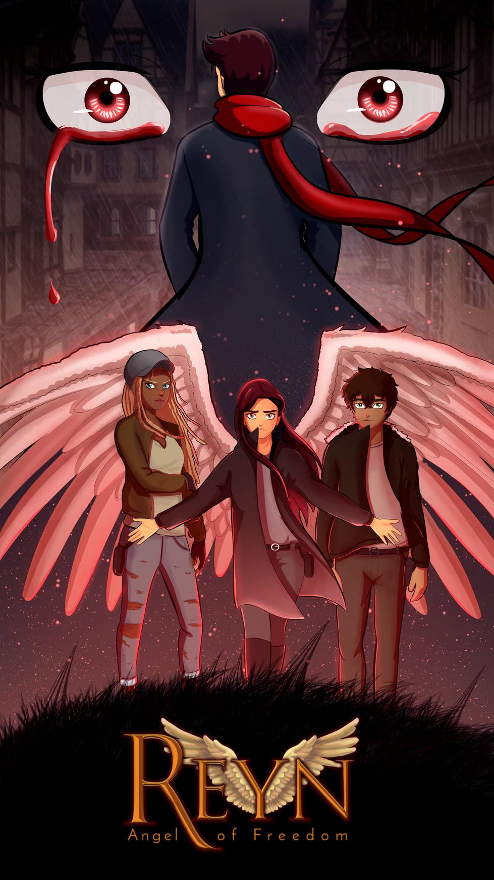 Reyn: Angel of Freedom