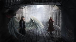 Reyn Angel of Freedom Poster