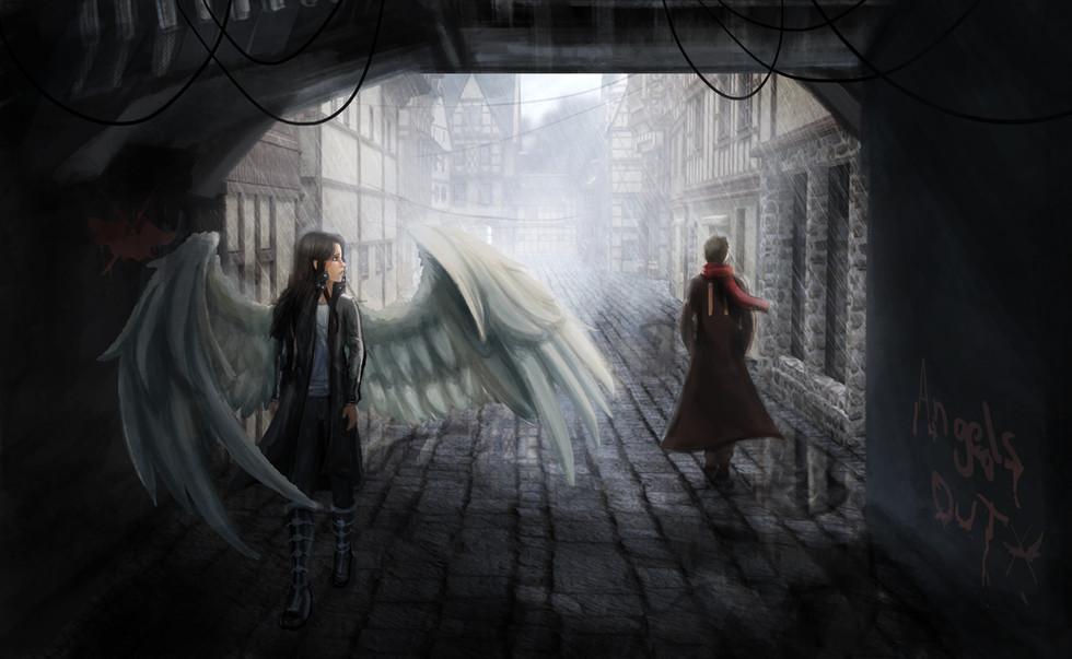 Reyn Angel of Freedom