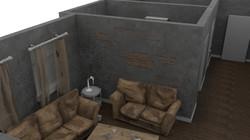 Wall Texture First Pass