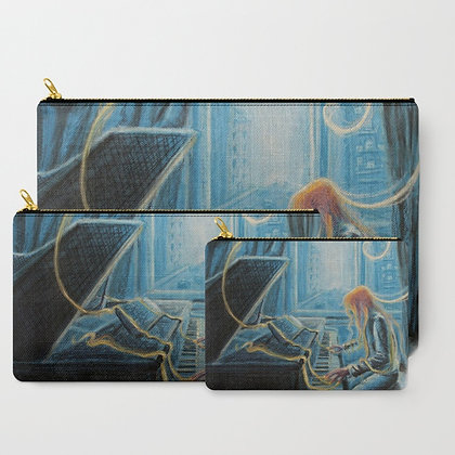 Zip-Pouch: Slave to the Music