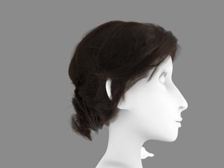 xGen Fibermesh Hair