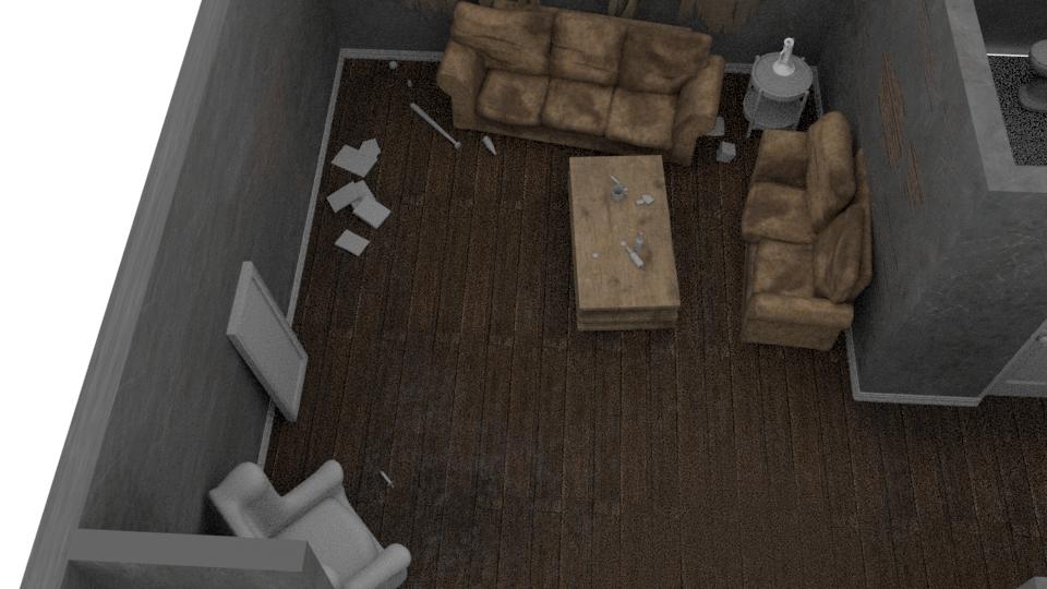 Floor Texture first pass
