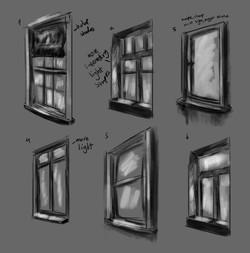 Window Sketches