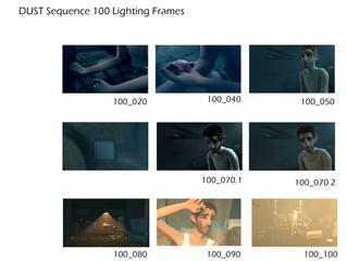 Seq 100 and 200 Lighting