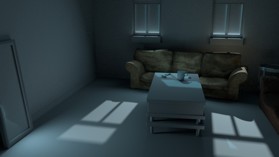 Lighting Test 3