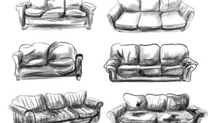 DUST Couch Design
