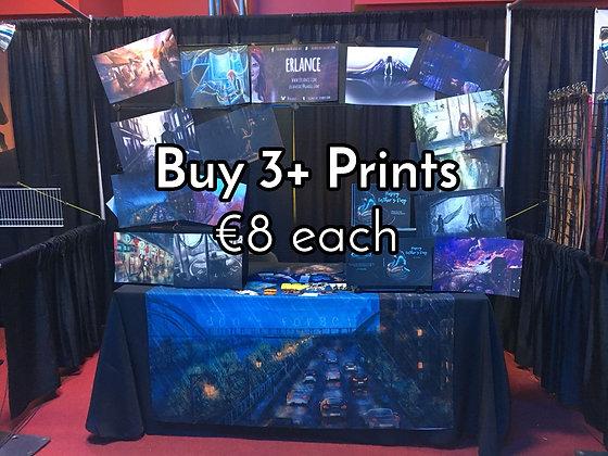 Buy 3+ Prints