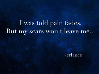 I was Told Pain Fades